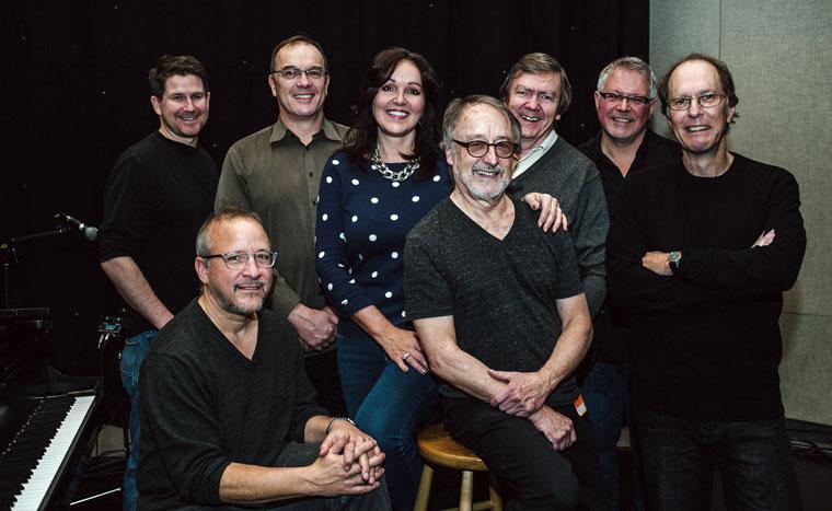 Dennis Patterson, Brian Dickinson, Chris Robinson, Carol McCartney, Terry Clarke, Mike Malone, Kieran Overs, Lorne Lofsky